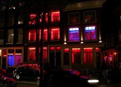 проститутки на улице красных фонарей в амстердаме